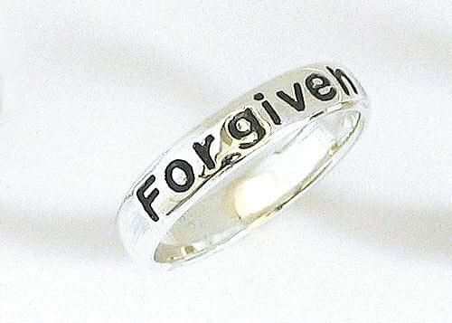 Silberring Forgiven