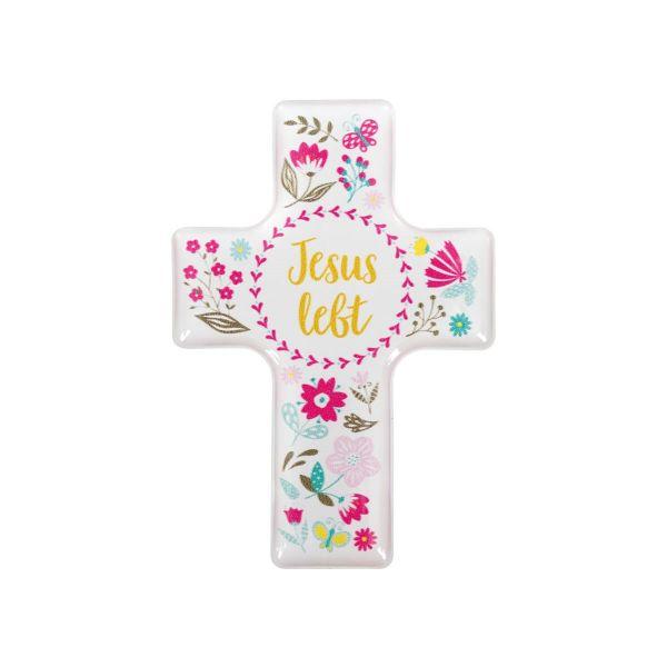 Magnet Jesus lebt