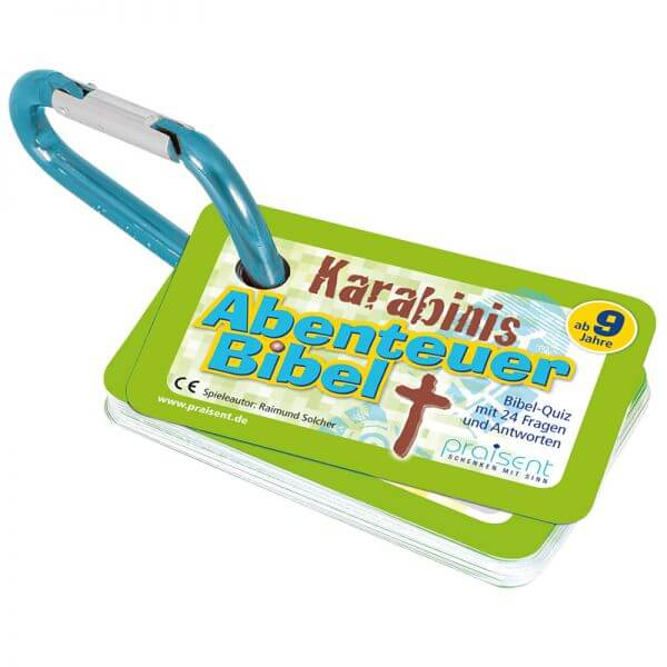 Karabini Abenteuer Bibel