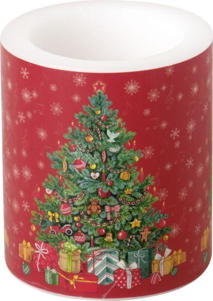 Windlicht Weihnachtsbaum