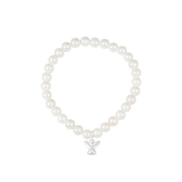 Perlen Armband Engel