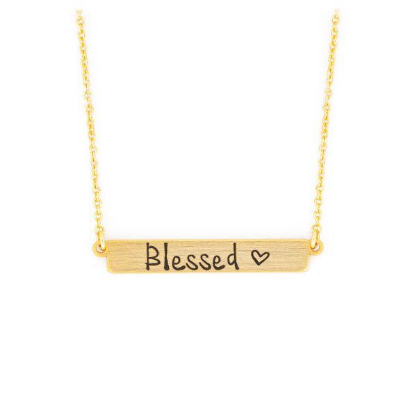 Halskette Blessed