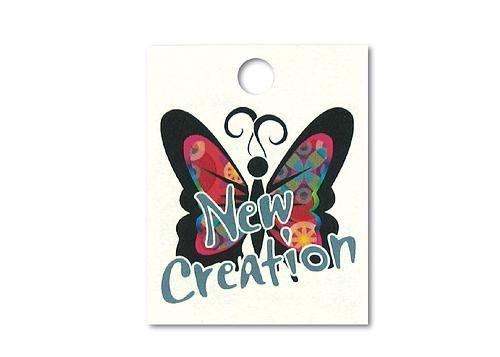 "Tattoo ""New Creation"""