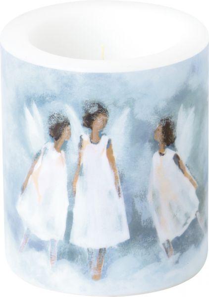 Windlicht Love Peace Hope