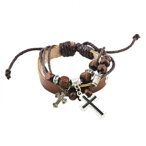 Armband Kreuze