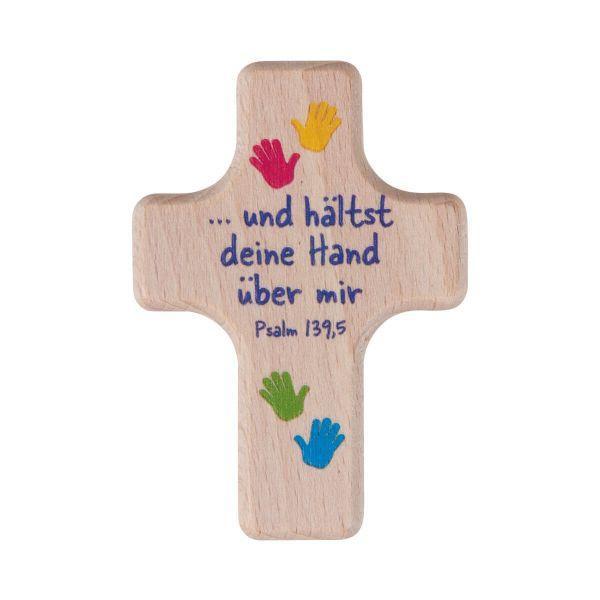Handschmeichler Kreuz Hände