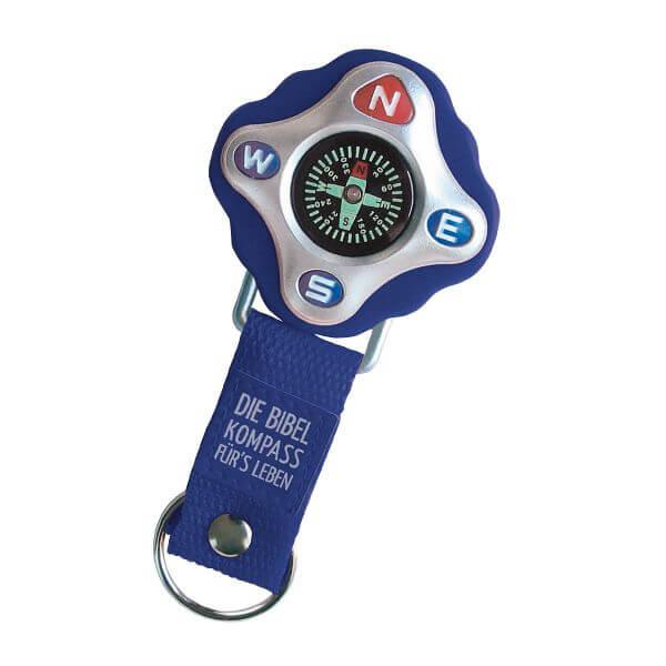 Schlüsselanhänger Kompass-2