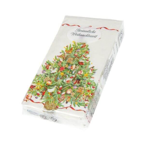 Papiertaschentücher Weihnachtsbaum