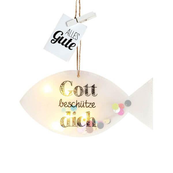 Leucht-Fisch