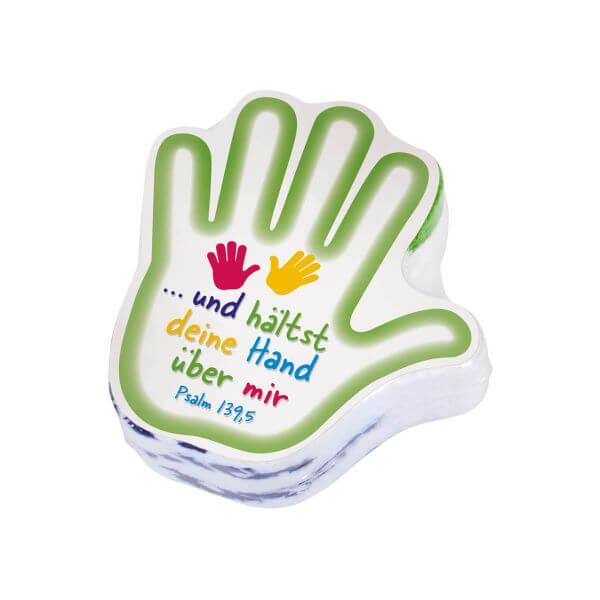 Handtuch Hand