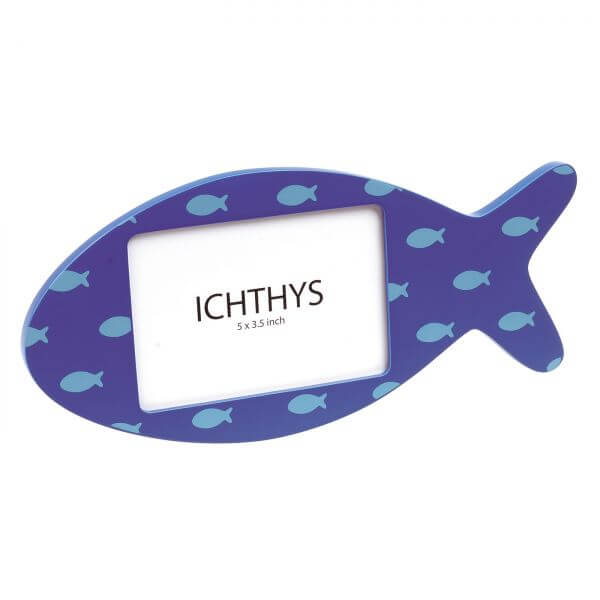 5410 Bilderrahmen Fisch