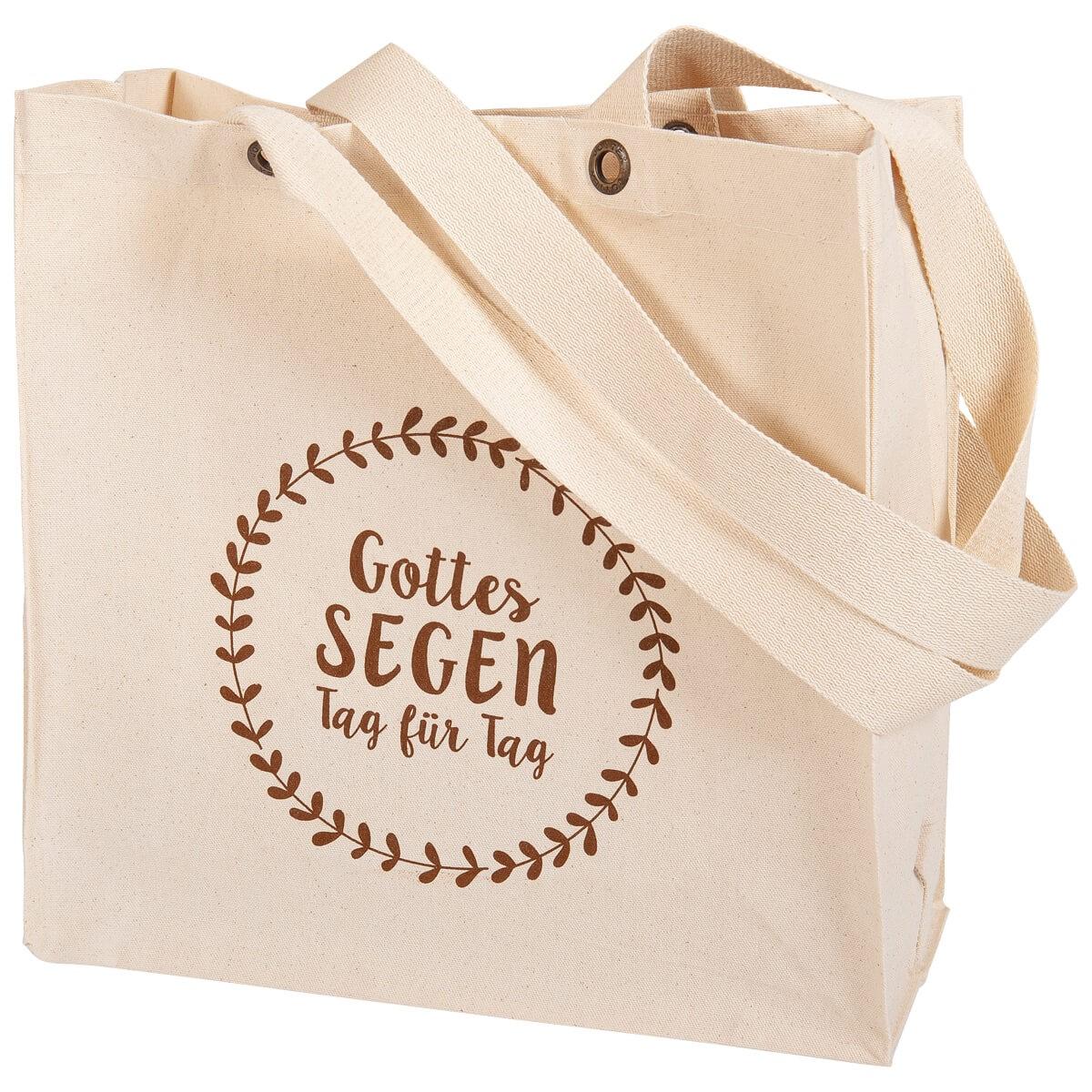 Praisent-Nachhaltig-Einkaufstasche-Tragetasche-Baumwolle-Segen-70144TnCrdchoIQFv