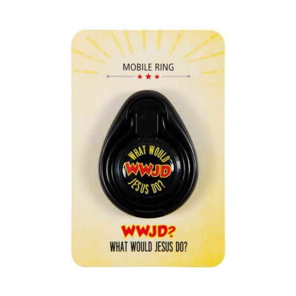 Mobile Ring WWJD