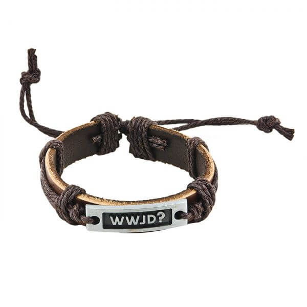 Armband WWJD
