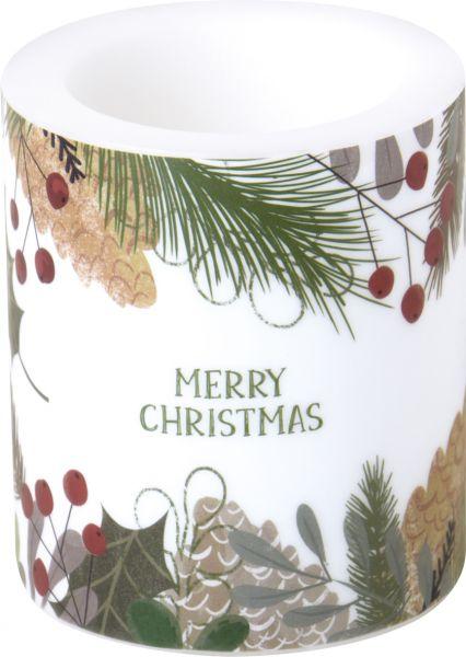 Windlicht Natural Christmas