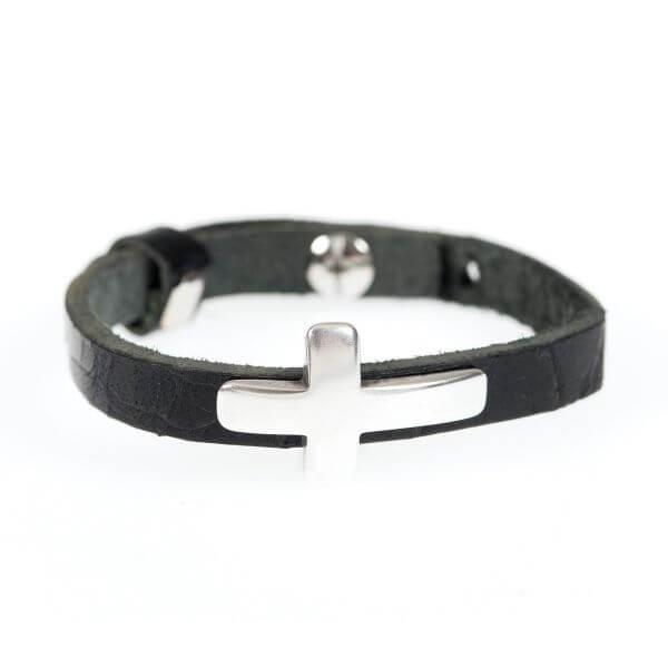 Leder Armband Symbole