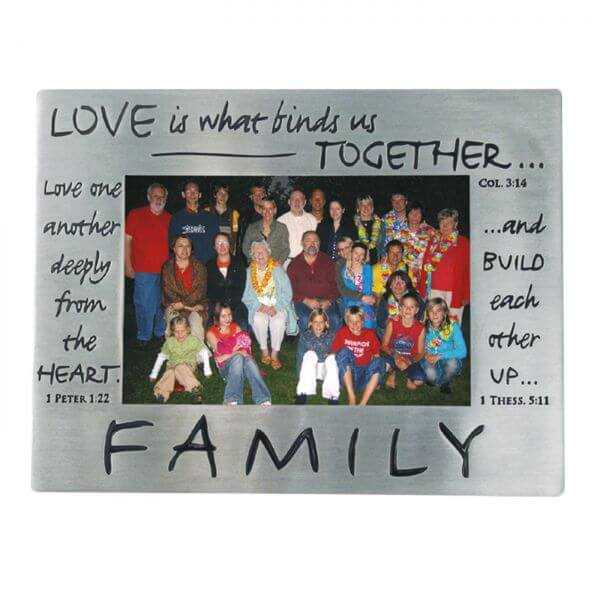 Fotorahmen Family